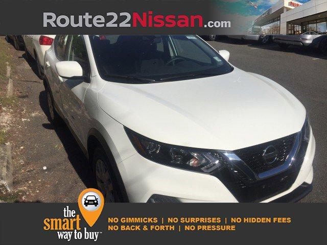 2020 Nissan Rogue Sport S AWD S Regular Unleaded I-4 2.0 L/122 [4]