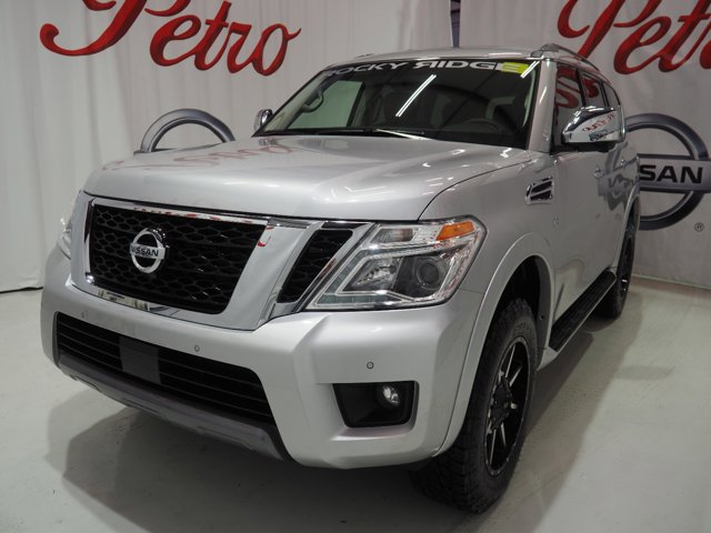 New 2019 Nissan Armada in Hattiesburg, MS