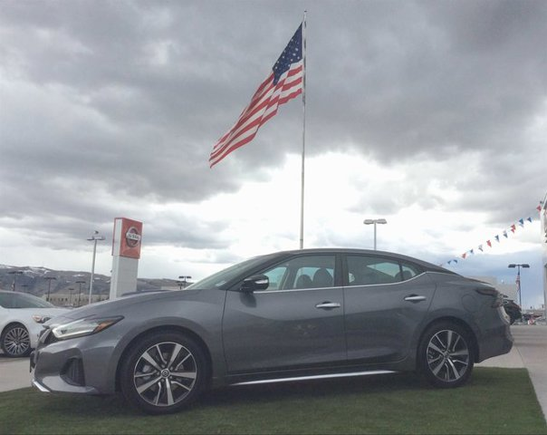 New 2019 Nissan Maxima in Pocatello, ID