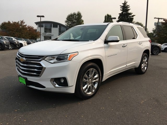 2020 Chevrolet Traverse AWD 4dr High Country