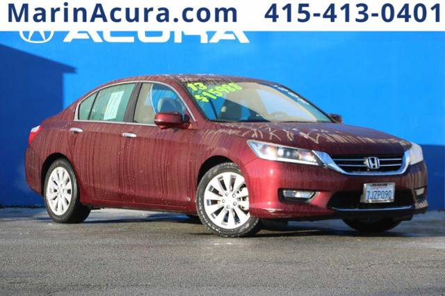 2013 Honda Accord Sedan 4dr I4 CVT EX-L