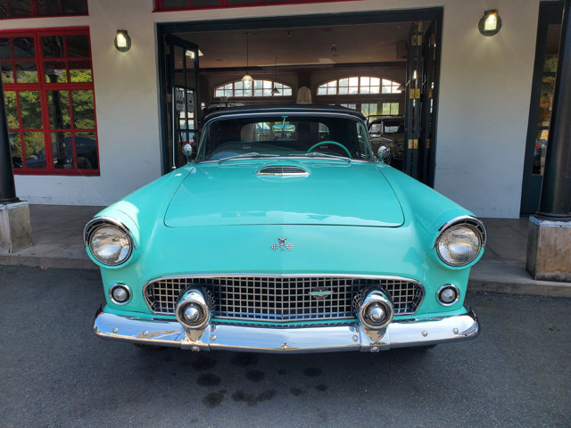 Used 1955 Ford ThunderBird Convertible