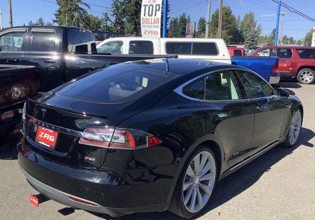2013 Tesla Model S 4dr Sdn Performance