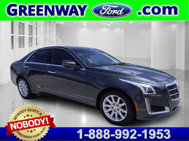 2014 Cadillac CTS Sedan 2.0L Turbo