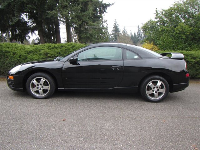 Used 2003 Mitsubishi Eclipse 3dr Cpe GS 2.4L Manual