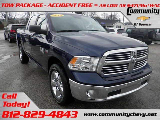 Used 2019 Ram 1500 Classic in Bloomington, IN