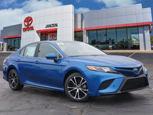 New 2020 Toyota Camry in Stillwater, OK