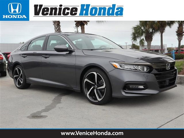 New 2020 Honda Accord Sedan in Venice, FL