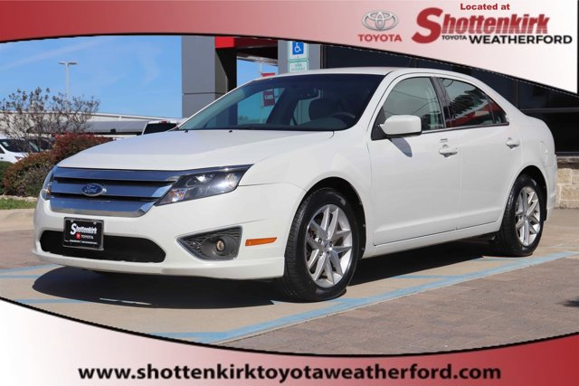 Used 2012 Ford Fusion in Granbury, TX