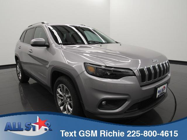 Used 2019 Jeep Cherokee in Baton Rouge, LA