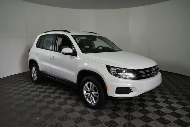 Used 2017 Volkswagen Tiguan in Lake City, FL