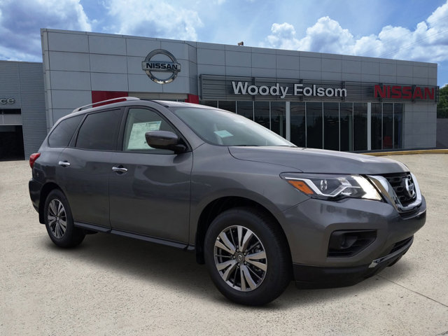 New 2020 Nissan Pathfinder in Vidalia, GA