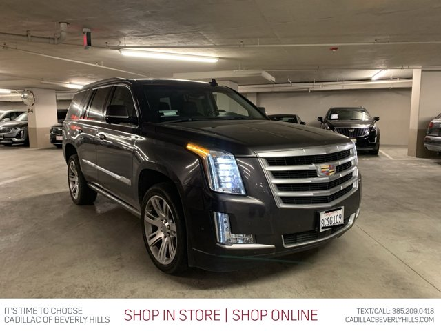 2018 Cadillac Escalade Premium Luxury 4WD 4dr Premium Luxury Gas V8 6.2L/376 [15]