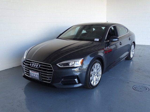Used 2018 Audi A5 Sportback in San Diego, CA