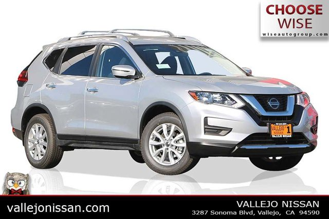 2020 Nissan Rogue S FWD S Regular Unleaded I-4 2.5 L/152 [1]