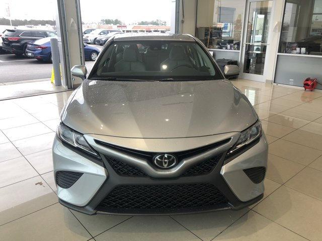 New 2020 Toyota Camry in Henderson, NC