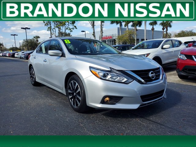 Used 2018 Nissan Altima in Tampa, FL