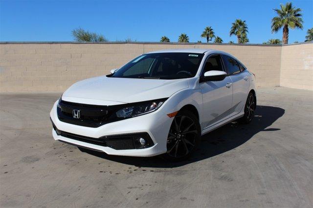 New 2020 Honda Civic Sedan in Mesa, AZ