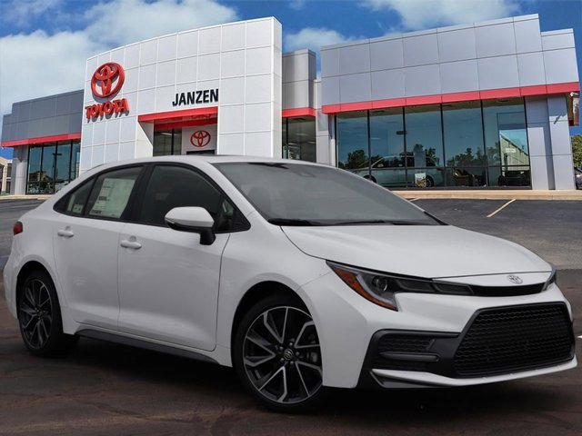 New 2020 Toyota Corolla in Stillwater, OK