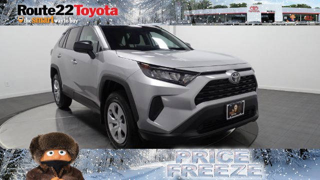 2021 Toyota RAV4 LE LE AWD Regular Unleaded I-4 2.5 L/152 [12]