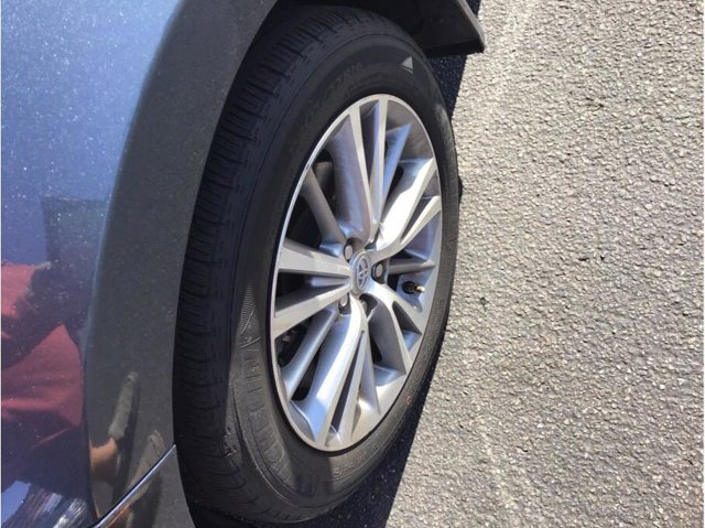 Used 2015 Toyota Corolla Leather loaded
