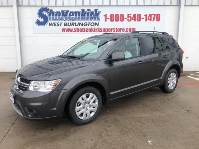 New 2019 Dodge Journey in West Burlington, IA