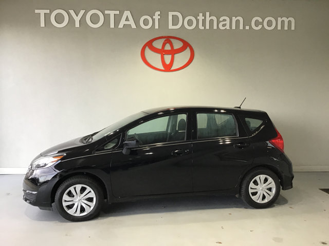 Used 2017 Nissan Versa Note in Dothan & Enterprise, AL