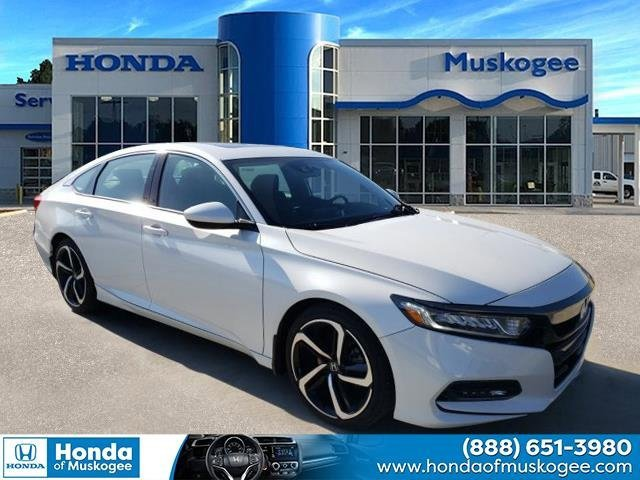 Used 2019 Honda Accord Sedan in Muskogee, OK