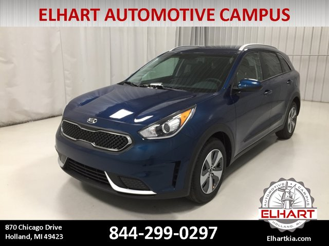 New 2019 KIA Niro in Holland, MI