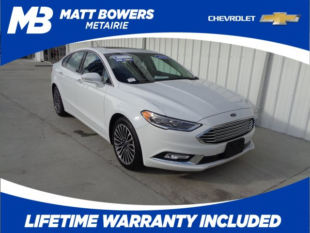 Used 2018 Ford Fusion in New Orleans, and Slidell, LA