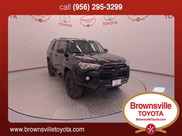 New 2020 Toyota 4Runner in Brownsville, TX