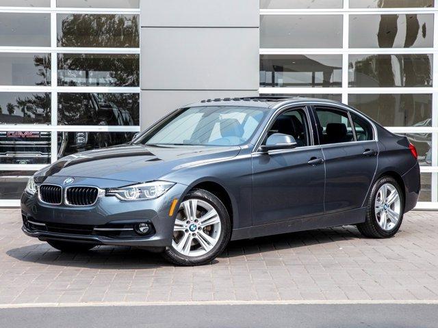 2018 BMW 3 Series 330i 330i Sedan South Africa Intercooled Turbo Premium Unleaded I-4 2.0 L/122 [8]