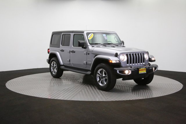 2019 Jeep Wrangler Unlimited for sale 124234 44