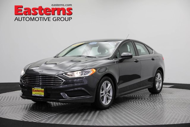 2018 Ford Fusion SE 4dr Car