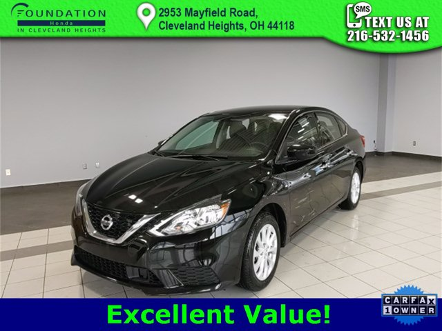Used 2018 Nissan Sentra in Cleveland Heights, OH