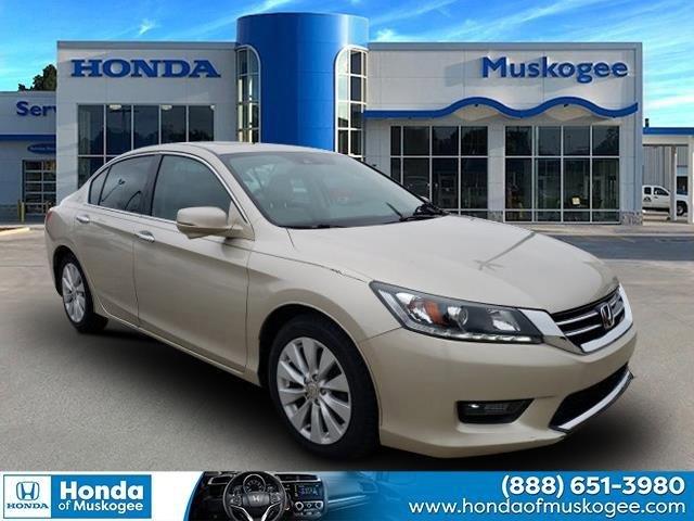 Used 2014 Honda Accord Sedan in Muskogee, OK