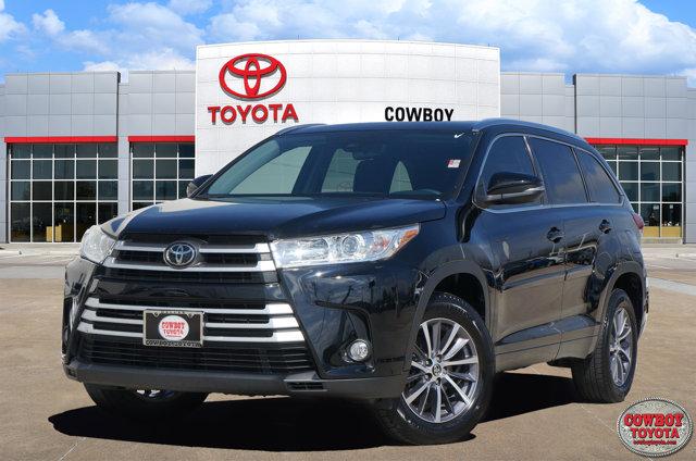 Used 2018 Toyota Highlander in Dallas, TX