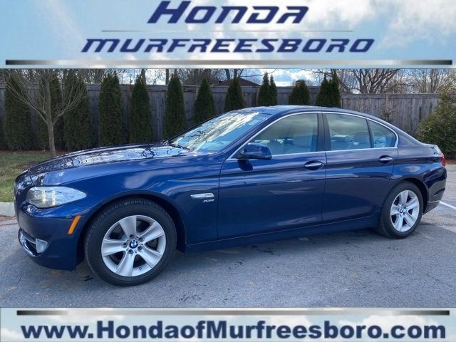 Used 2012 BMW 5 Series in Murfreesboro, TN