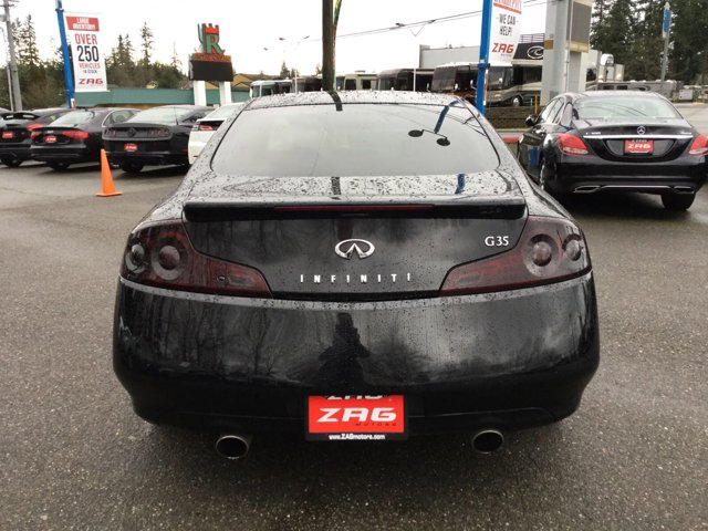 Used 2007 Infiniti G35 Coupe 2dr Auto