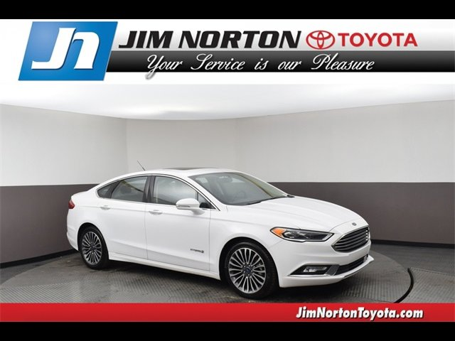 Used 2018 Ford Fusion Hybrid in Tulsa, OK