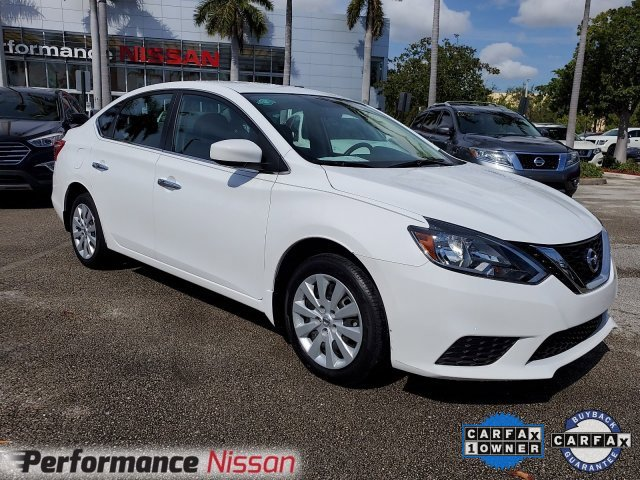 Used 2019 Nissan Sentra in Cleveland, OH