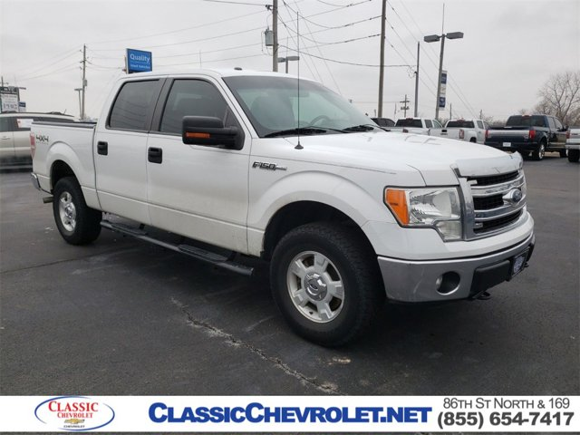 Used 2014 Ford F-150 in Owasso, OK