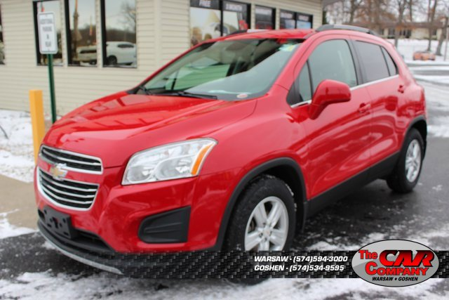 Used 2015 Chevrolet Trax in Warsaw, IN