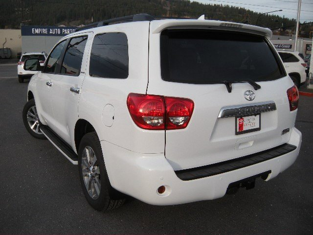 New 2017 Toyota Sequoia Limited 4WD