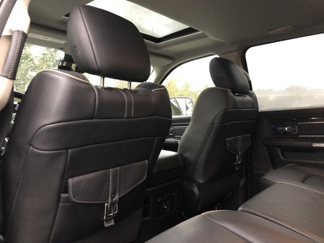 2014 Ram 2500 4WD Crew Cab 149 Longhorn Limited