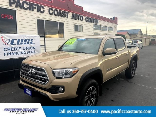 2017 Toyota Tacoma TRD OFF-ROAD PICKUP 5FT