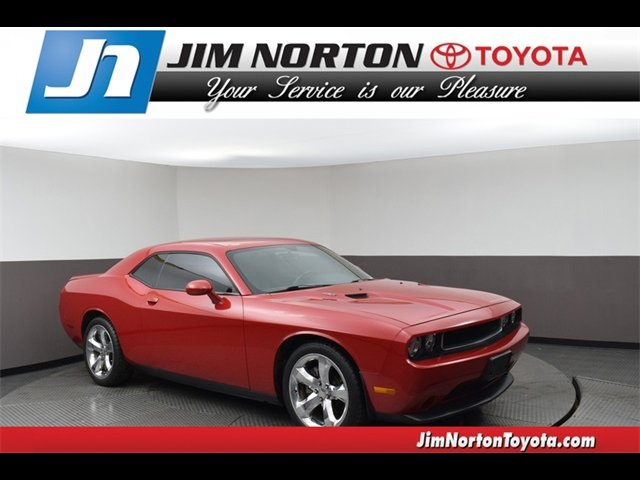Used 2012 Dodge Challenger in Tulsa, OK