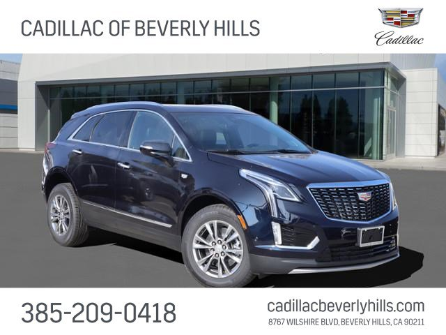 2021 Cadillac XT5 FWD Premium Luxury FWD 4dr Premium Luxury Gas V6 3.6L/222 [9]