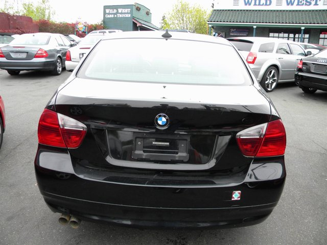 Used 2007 BMW 3 Series 4dr Sdn 328i RWD