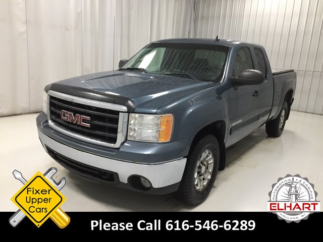 Used 2007 GMC Sierra 1500 in Holland, MI
